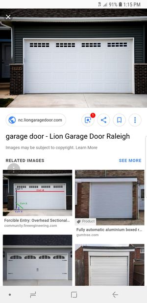 J&J GARAGE DOORS for Sale in Newark, NJ