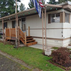2 Bed 1 BA Mobile Home For Sale In 55+ Park for Sale in Vancouver, WA
