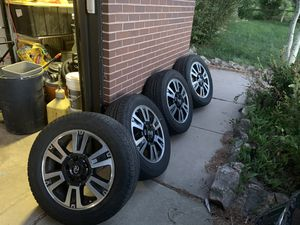 Tundra Wheels and Tires for Sale in Denver, CO