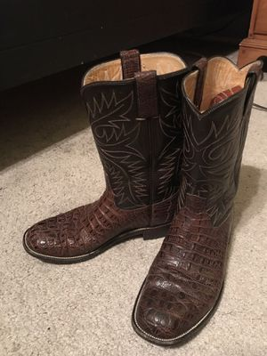 Cats Paw Heel- Cowboy boots for Sale in Fort Worth, TX
