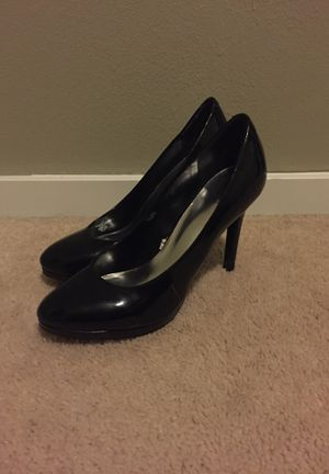 Black patent heels for Sale in Tacoma, WA