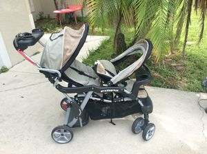 Double stroller for Sale in Port St. Lucie, FL