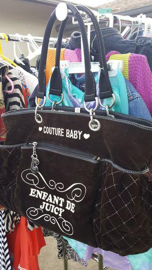 Juicy Couture Diaper Bag for Sale in Lodi, CA
