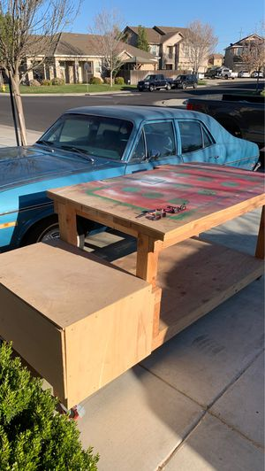 Mobile work bench for Sale in Manteca, CA