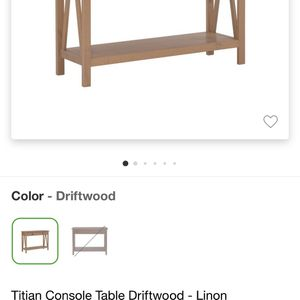 Console Table w Drawers for Sale in Clovis, CA