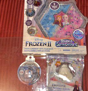 Disney Frozen 2 Gift Bundle for Sale in San Antonio, TX