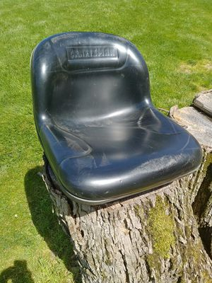 Craftsman Rider tractor seat for Sale in Medina, OH