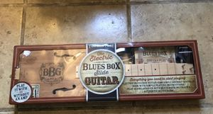 Electric Slide Guitar Build Kit for Sale in Long Beach, CA