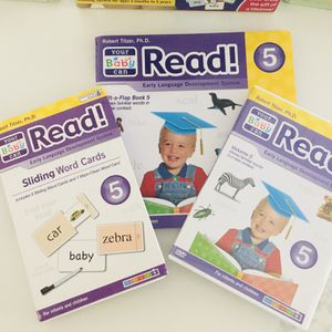 Baby Can Read 5 for Sale in Zephyrhills, FL