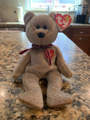 Beanie Baby - 1999 Signature Bear for Sale in San Bruno, CA