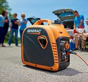 Portable Generator Gasoline Powered Inverter Generador Portable GENERAC GP2200I for Sale in Miami, FL