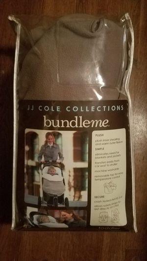 BundleMe fleece stroller blanket for Sale in Bellevue, WA