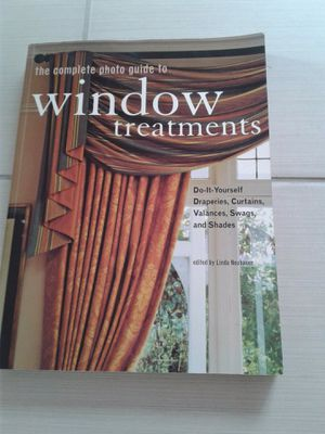 Window treatments do you self book for Sale in Orlando, FL