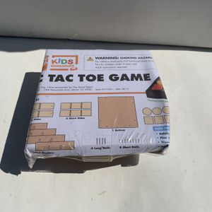 Tic Tac Toe Wood Game Kit, Kids Workshop, The Home Depot for Sale in Woodbourne-Hyde Park, OH