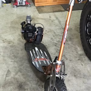 Gas Scooter for Sale in Vancouver, WA