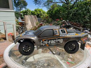 1/5th scale HPI Super 5SC Flux Electric RC short course Truck for Sale in Woodside, CA