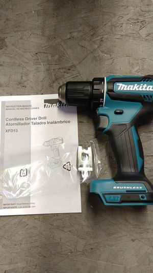 Brand New Makita 18v LXT Drill Tool Only for Sale in Bakersfield, CA