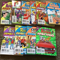 Archie Jumbo Comics for Sale in Vancouver,  WA