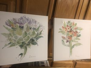 Both Paintings for $25 together for Sale in Castro Valley, CA