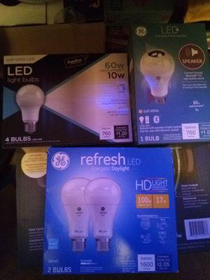 Led lightbulb assortment for Sale in Tenino, WA