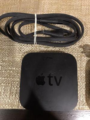 Apple TV 2nd generation jail broken for Sale in Sammamish, WA