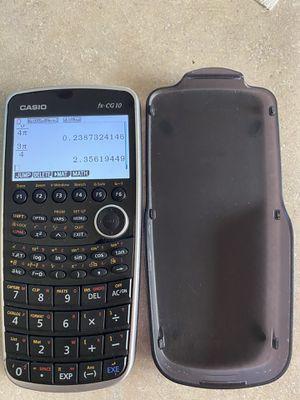 Calculator- Casio FX-CG10 for Sale in Phoenix, AZ