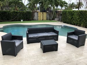 Patio-Outdoor-Italian Modern Furniture NEW for Sale in Miami, FL