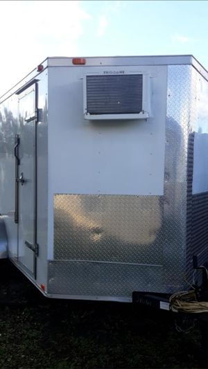 Enclosed Trailer! for Sale in Plant City, FL