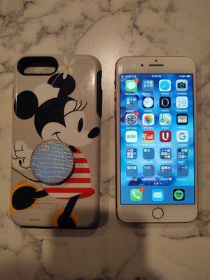 Att iPhone 8 plus gold 256gb for Sale in Port St. Lucie, FL