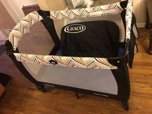 Graco Pack 'n Play Playard Reversible Napper for Sale in Hyattsville, MD