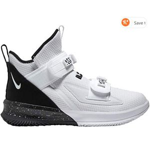 NIKE SOLDIER XIII SFG-WH/BK Size 9.5 for Sale in Washington, DC