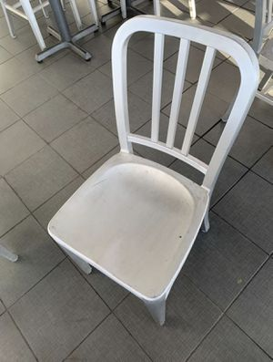 Metal chairs for Sale in Brentwood, TN