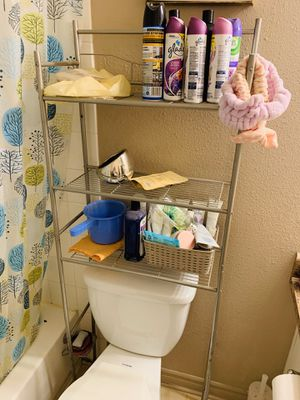 Free Bathroom shelf for Sale in Ontario, CA