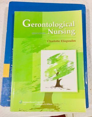 Gerontological Nursing 8th Edition for Sale in Sanford, ME