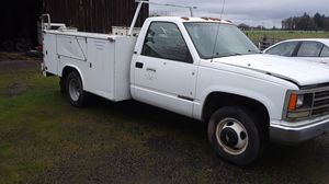 96 Chevy 1ton truck..dually..454 w/25k original miles.runs and drives. 5spd tranny...best offer gets her for Sale in Brooks, OR