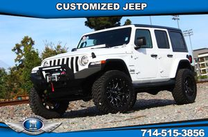 2019 Jeep Wrangler Unlimited for Sale in Fullerton, CA