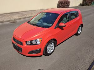 2012 Chevy Sonic - Clean Title for Sale in Tualatin, OR