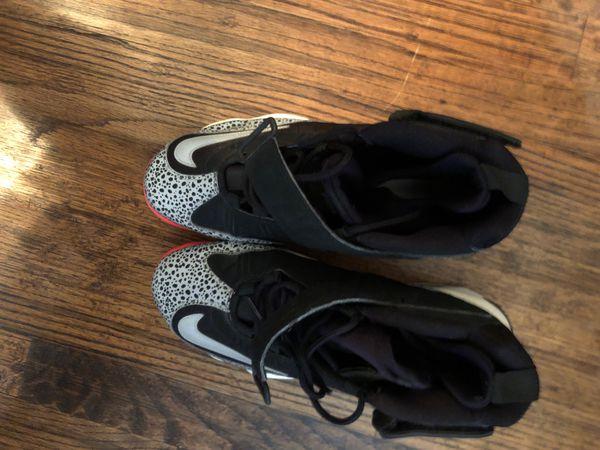 Nike Lebron and Griffey size 10