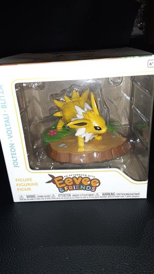 Pokemon Jolteon Figure for Sale in Wellford, SC