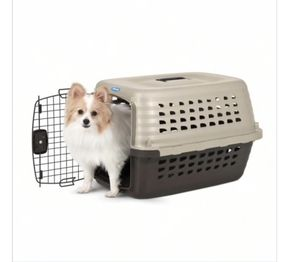 Dog Crate Carrier Kennel 2 Door Top Load - Small for Sale in Hayward, CA