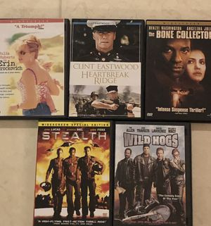 5 DVDs for Sale in Smyrna, TN