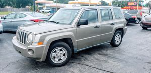 2008 Jeep Patriot for Sale in Tampa, FL