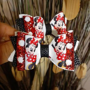 Minnie Mouse Little Girl's Hair Bows for Sale in Lynwood, CA