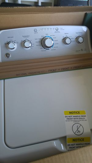 GE Appliances 4.2 Cu. Ft. Top Loader Washer - White for Sale in Orland Park, IL