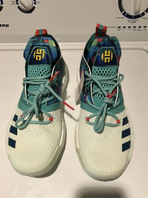 """Adidas Harden Vol. 2 All Star Pack """"Vision"""" Basketball Shoes B28106 Size 9.5 for Sale in Spokane Valley, WA"""