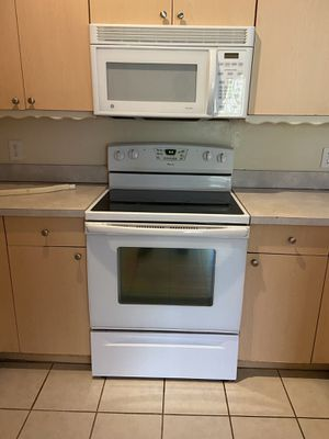 Stove and microwave fridge and dishwasher for Sale in Weston, FL