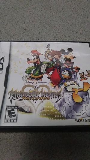 Kingdom Hearts Nintendo DS/3DS games for Sale in Ridgefield, WA