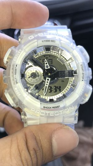 G-Shock Silver for Sale in Kissimmee, FL