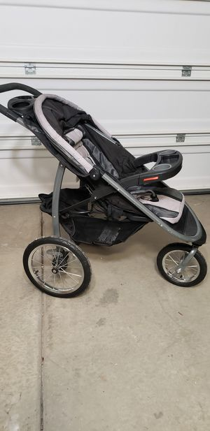 Graco®Click Connect™FastAction™ Fold Jogger Stroller for Sale in Rancho Cucamonga, CA