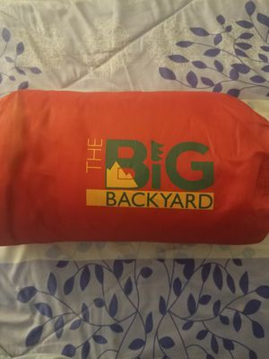 The big back yard sleeping bag for Sale in Smithfield, RI